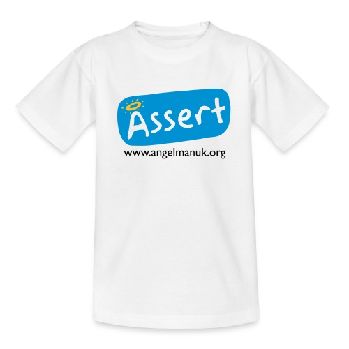 ASSERT Teen's T-shirt - Teenage T-shirt