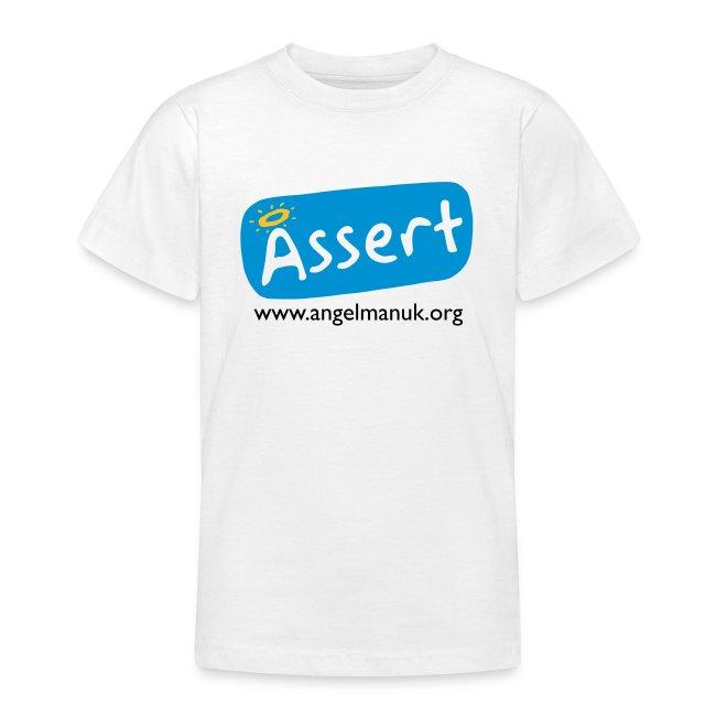 ASSERT Teen's T-shirt