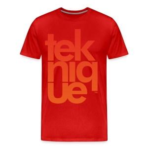 Teknique Sunset - Men's Premium T-Shirt
