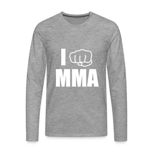 Awesome Shirt - Men's Premium Longsleeve Shirt