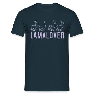 Lamalover - Männer T-Shirt