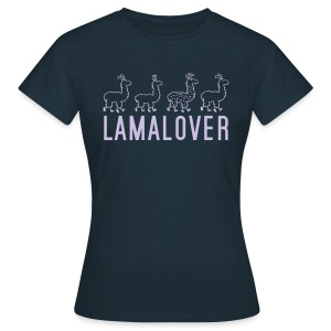 Lamalover - Frauen T-Shirt