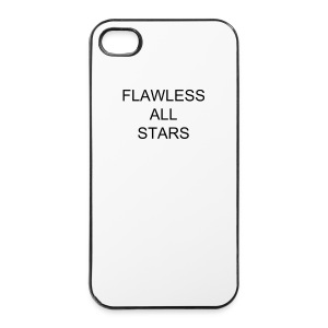 'Flawless' iPhone cover - iPhone 4/4s Hard Case