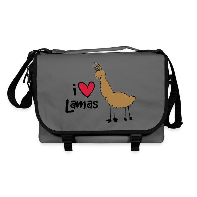 Tasch I Love Lamas