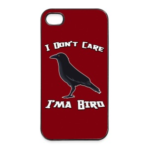 I Don't Care - Case  - iPhone 4/4s Hard Case
