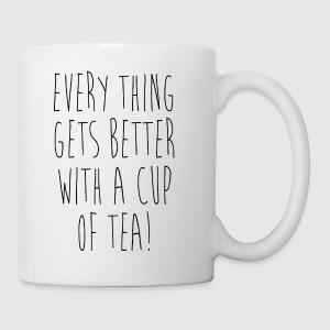 A CUP OF TEA - Tasse