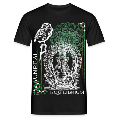 Equilibrium Black - Maglietta da uomo
