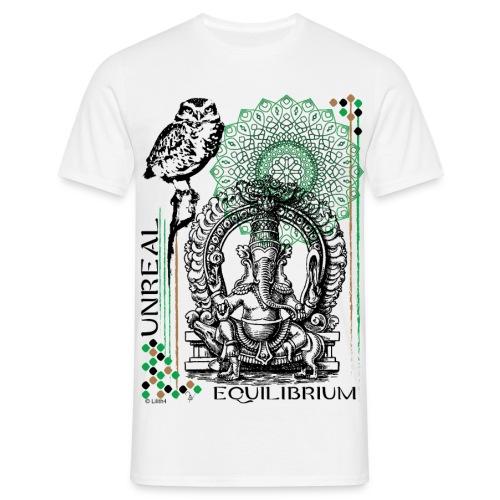 Equilibrium White - Maglietta da uomo
