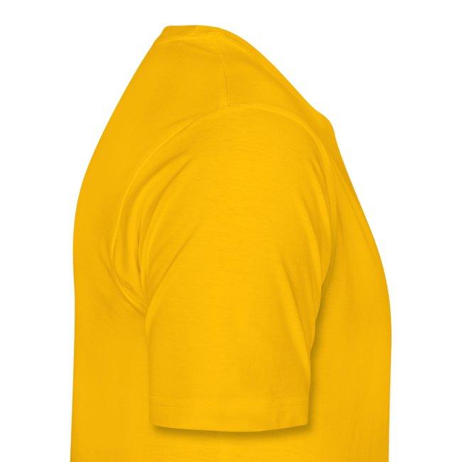 Hansa Studios T-Shirt Male I Yellow Vintage