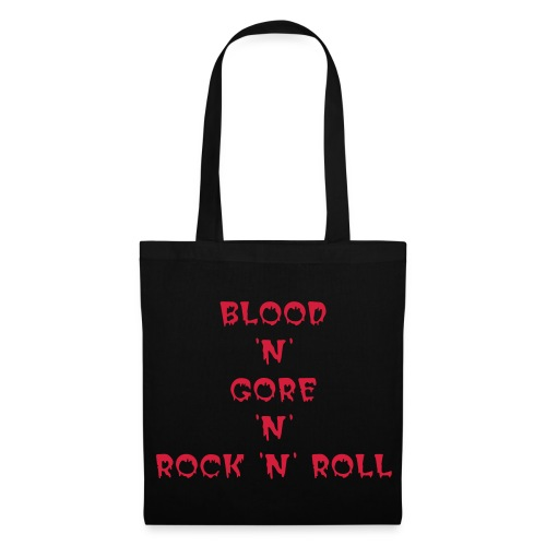 Blood Bag - Borsa di stoffa
