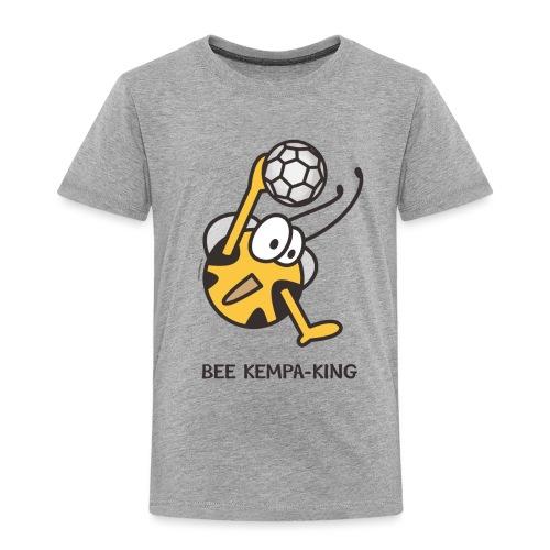 BEE KEMPA-KING - Kinder Premium T-Shirt