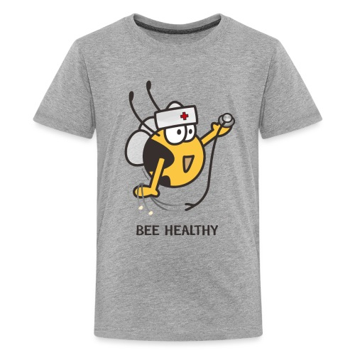 BEE HEALTHY - Teenager Premium T-Shirt