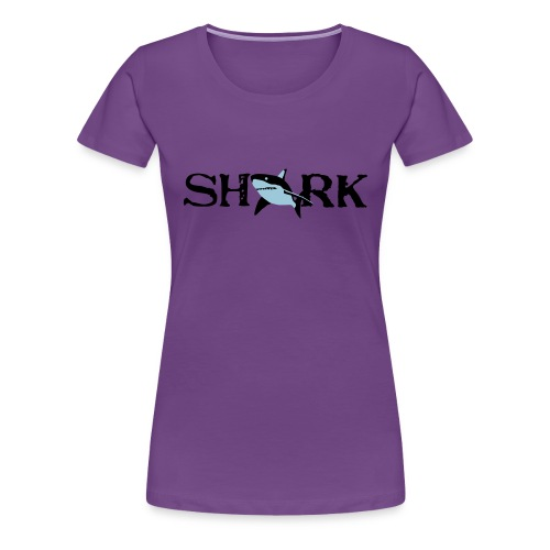 Shark T - Ladies  - Women's Premium T-Shirt