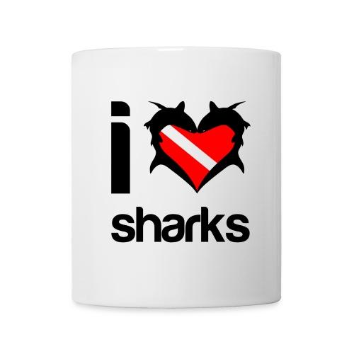 Sharks - Mug - Mug