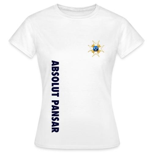 ABSOLUT PANSAR Enkel T-shirt Dam - T-shirt dam
