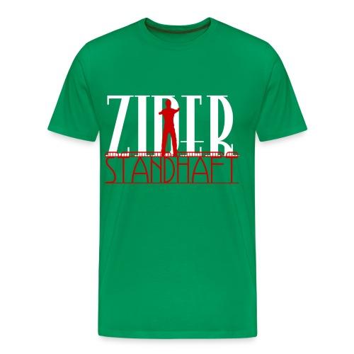 Standhaft Shirt - Männer Premium T-Shirt