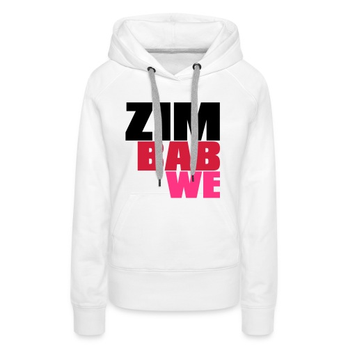 zimbabwe - Women's Premium Hoodie