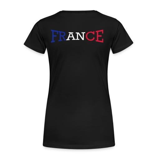 COCARDE FEMME - T-shirt Premium Femme