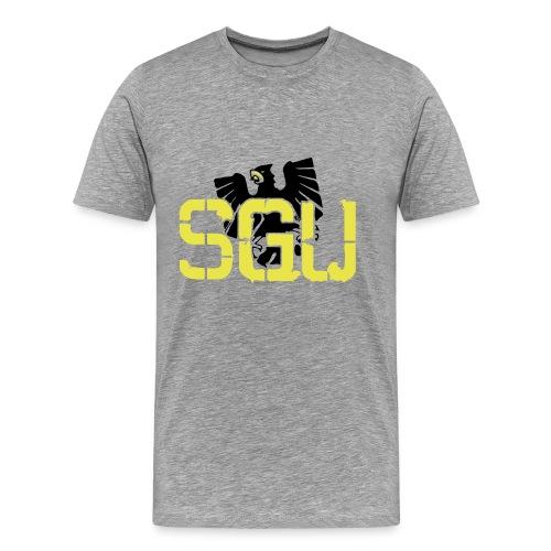 SGU 2014 Grau - Männer Premium T-Shirt