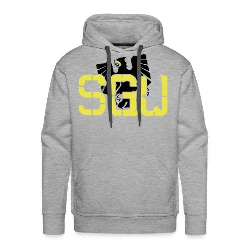 SGU 2014 Hoodie - grau - Männer Premium Hoodie