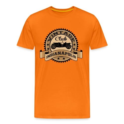 Vintage car club 04 - Men's Premium T-Shirt