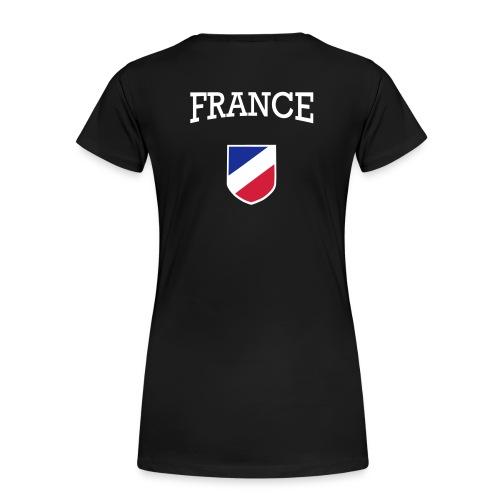 BLASON FEMME - T-shirt Premium Femme