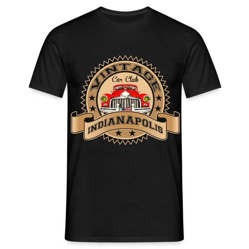 Vintage classic car - Men's T-Shirt