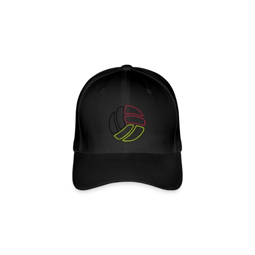 FCE WM CAP - Flexfit Baseballkappe