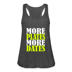 More Plates More Dates - Frauen Tank Top von Bella