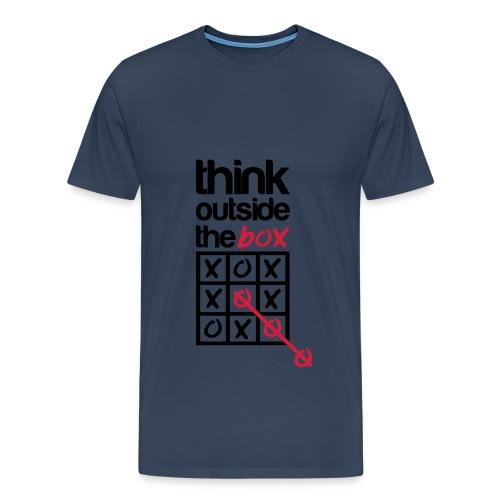 Lækker T-shirt - Herre premium T-shirt