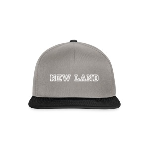 New Land Basic - Casquette snapback