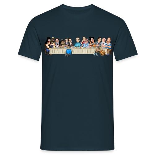 Mostri del Tubo  - Maglietta da uomo