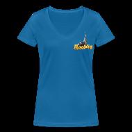 T-Shirts ~ Frauen T-Shirt mit V-Ausschnitt ~ Rachtig HERZ (Girl)