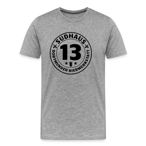 Premium-Shirt für Sudhaus-13-Freunde - Männer Premium T-Shirt