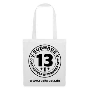 Jutebeutel für Sudhaus-13-Freunde - Stoffbeutel
