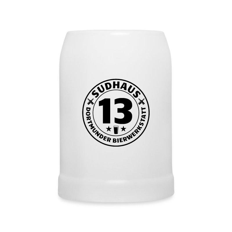 Humpen für Sudhaus-13-Freunde - Bierkrug