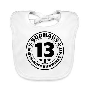 Lätzchen für die kleinsten Sudhaus-13-Fans - Baby Bio-Lätzchen