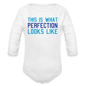 Perfection Hoodies - Baby One-piece