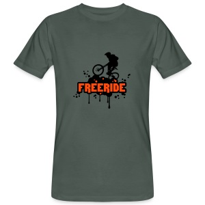 Freeride Men's - T-shirt bio Homme