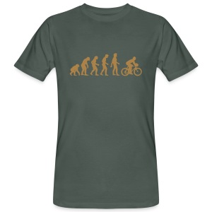 Evolution Men's - T-shirt bio Homme