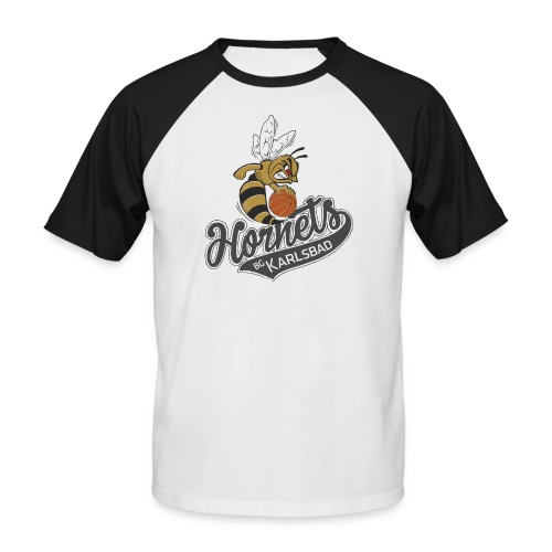 Baseballshirt - Männer Baseball-T-Shirt