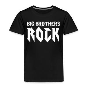 Big Brothers Rock Shirts - Kids' Premium T-Shirt