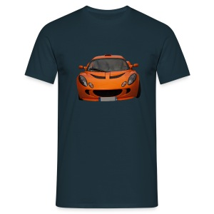 Lotus - T-shirt Homme