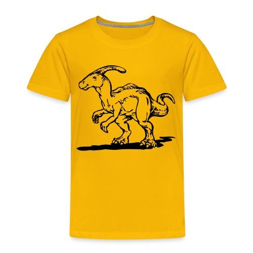 Parasaurolophus Kindershirt - Kinder Premium T-Shirt