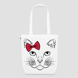 Süße Katze CUTE EDITION - Bio-Stoffbeutel