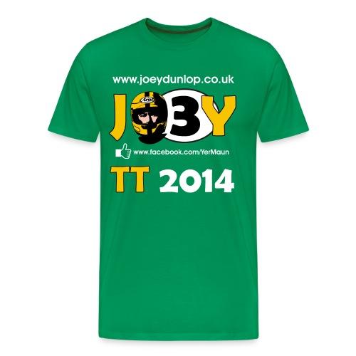 TT2014 T-Shirt - Men's Premium T-Shirt