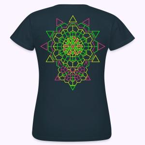 Cosmic Crystal 2-side Women's Classic Shirt - Maglietta da donna