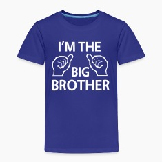 I'm the Big Brother Shirts