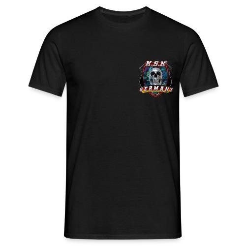 KSK-Fan T-Shirt für Männer - Männer T-Shirt