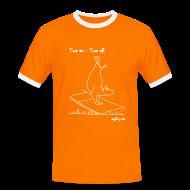 T-Shirts ~ Männer Kontrast-T-Shirt ~ Artikelnummer 28345721